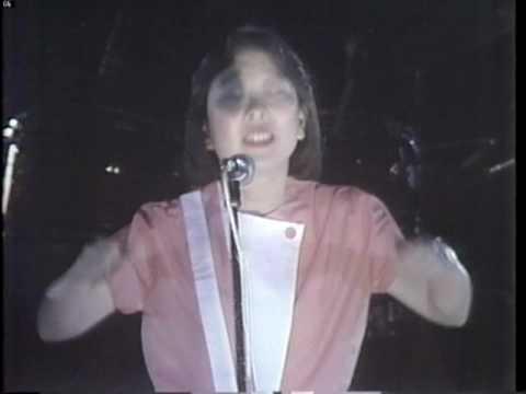 青年よ広布の山を登れ 1984・9・8 第一回神奈川青年平和音楽祭