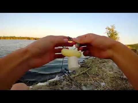 рыболовные снасти своими руками толстолоб
