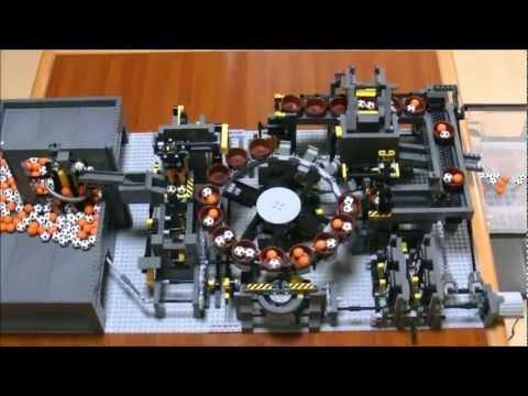 LEGO GBC module : Ball Factory ver.2