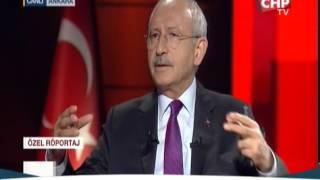 CHP Genel Başkanı Kemal Kılıçdaroğlu 16 Nisan Referandumu sonrasında gündemi değerlendirdi
