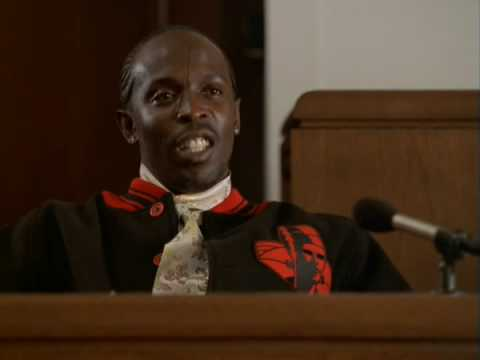 Wire - In this season 2 episode of The Wire, Omar testifies against Bird for the murder of a witness who testified against D'Angelo Barksdale. Omar is lying to get ...