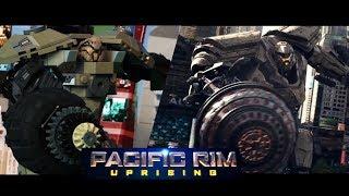 Video PACIFIC RIM : Uprising in LEGO - Side by Side version. Trailer stop-motion MP3, 3GP, MP4, WEBM, AVI, FLV April 2018