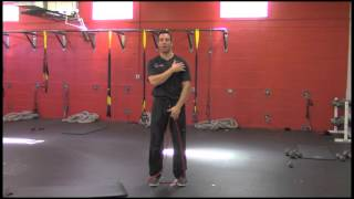 Dennis Angelina - Strengthen and Tone Shoulders with Exercise Band