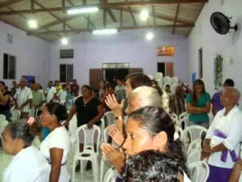 ADEG-NINA RODRIGUES-MA,1º CONGRESSO DE JOVENS E SENHORAS DA ASSEMBLEIA DE DEUS-ADEG.-(PARTE-02)