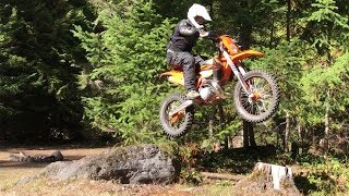 6. 2019 KTM 300 XCW TPI: First Impressions Riding