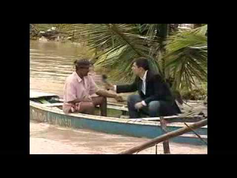 Enchente atinge 7 mil pessoas em Rio Formoso