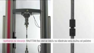 Rehau RAUTITAN pipe and fitting system performance
