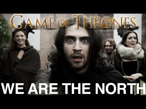 """""""Game of Thrones"""" We are the North (Hodor Remix)"""