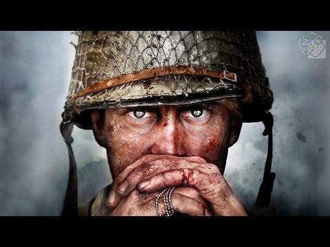 Call of Duty: WWII - первые ГЕЙМПЛЕЙНЫЙ трейлер!