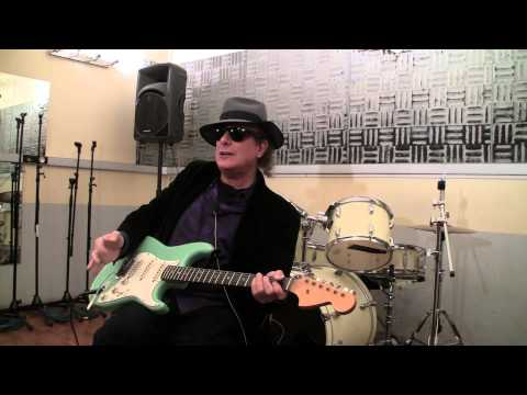 Gary Lucas talks about his approach to song writing and fingerpicking techniques for guitar.