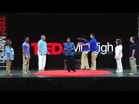 The River of Health: Jandel Allen-Davis at TEDxMileHigh