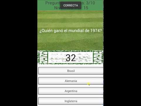 Video of Trivial Mundiales de Fútbol