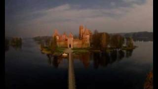 This is a video of a photo album with the same name - Neregėta Lietuva (Unseen Lithuania).