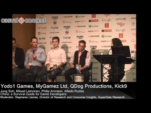 China: A Survival Guide for Game Developers | Panel