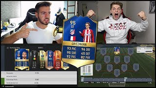 95 TOTS GRIEZMANN BUY FIRST GUY BATTLE 😱🔥 FIFA 17 SQUAD BUILDER CHALLENGE vs FIFAGAMING 😍 Mp3