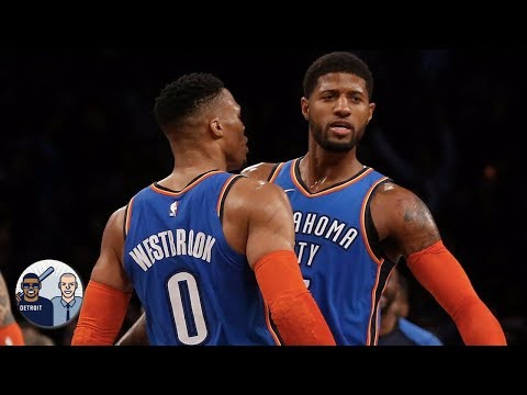 Video: Russell Westbrook has 'dialed it back & allowed Paul George to cook' - Jalen Rose | Jalen & Jacoby
