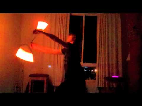 glowstringing - Tutorial request for move at 1:05: http://www.youtube.com/watch?v=WX6PEv17TcI I love glowstringing because of my friends keeping it fun. Also this song is fr...