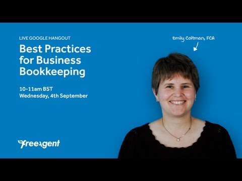 Live Q&A – Best Practice Bookkeeping