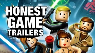 LEGO STAR WARS (Honest Game Trailers) by Smosh Games