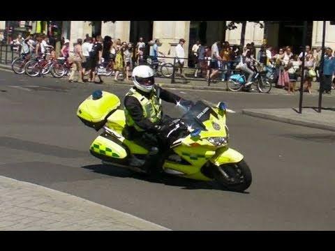 St1300 Honda Test Honda St1300 Police Motorcycle