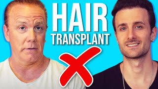 Video 10 Reasons - Do Not Get A Hair Transplant MP3, 3GP, MP4, WEBM, AVI, FLV November 2018