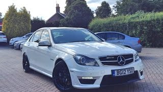 6. Mercedes-Benz C Class 6.3 C63 AMG MCT 7S 4-MATIC 4dr for Sale at CMC-Cars, Near Brighton, Sussex