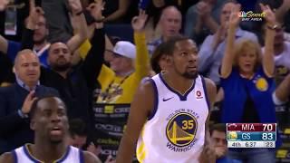 Miami Heat vs Golden State Warriors: November 6, 2017