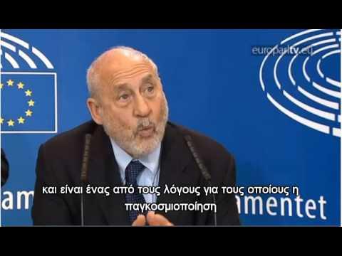 Γιόζεφ Στίγκλιτς: το 80% των δραστηριοτήτων που περιγράφονται στα έγγραφα του Παναμά δεν έγιναν