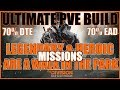 THIS PVE BUILD MAKES LEGENDARY MISSIONS A BREEZE | THE DIVISION 17