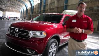 2014 Dodge Durango SUV Walkaround Video Review W/ Chief Engineer Tom Burgess