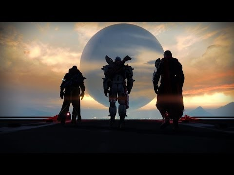 Tráiler del E3 2014 de Destiny