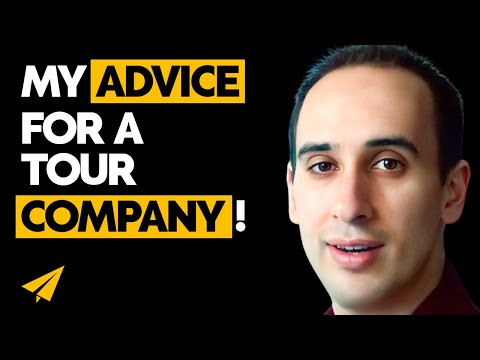 How to start a tour company