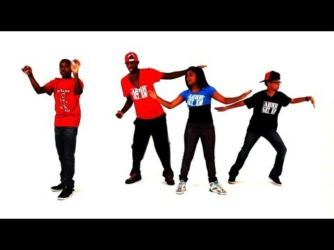 Элементы Хип-Хоп танца: волна вокруг себя. Урок онлайн.
