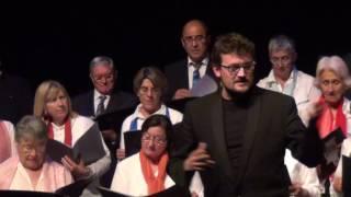 Vídeo del Concert del Cor Adagio i les Veus del Casal de Cambrils a Alsasua (Navarra)