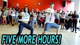 Video FIVE MORE HOURS - Chris Brown & Deorro Dance | @MattSteffanina Choreography (Beg/Int Hip Hop) MP3, 3GP, MP4, WEBM, AVI, FLV September 2017