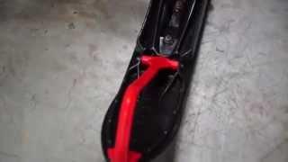 4. 2013 Polaris 600 Rush Pro-R