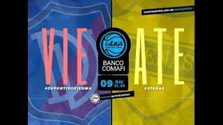 #LaLigaArgentinaBancoComafi | 09.12.2018 Deportivo Viedma vs. Atenas CP