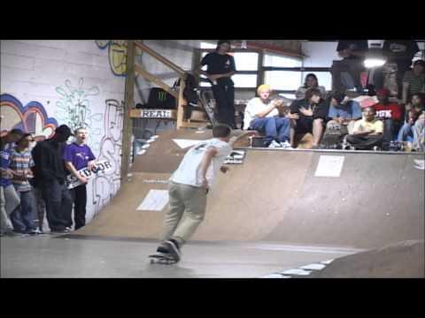 Fusion Skate Park - 2012 Skate Contest