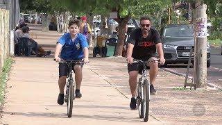 Atividades físicas ao ar livre exigem cuidados especiais no verão