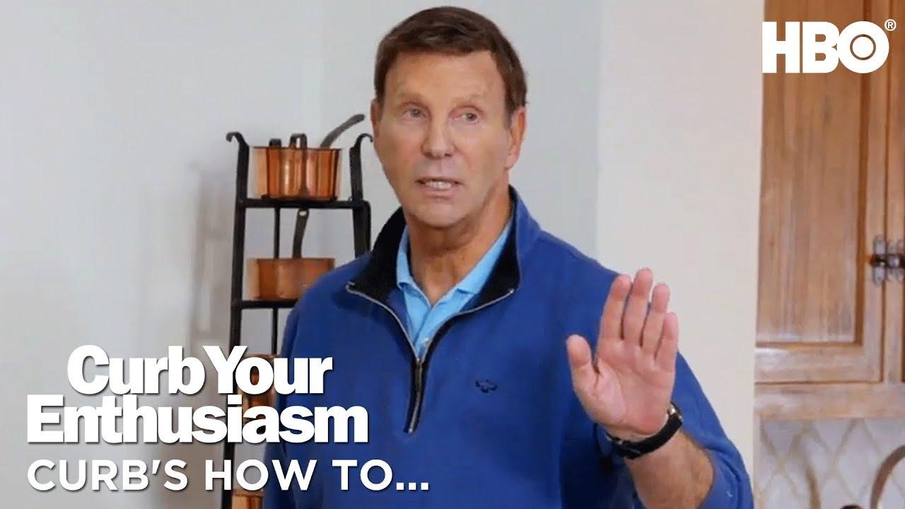 How To Say Goodbye | Curb Your Enthusiasm | Season 9