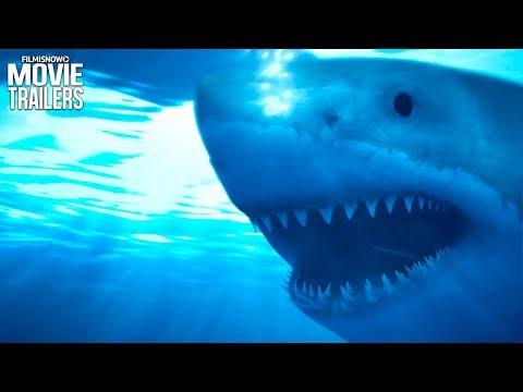 Deep Blue Sea 2 | Trailer for Shark Thriller Movie
