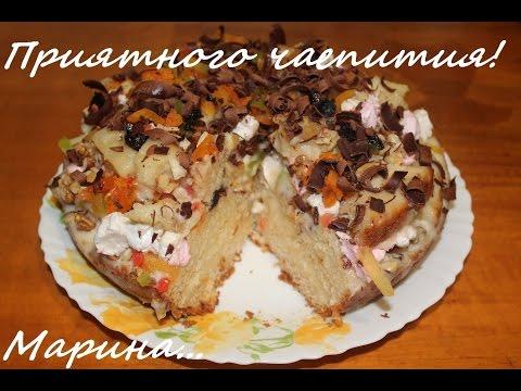 Вкусный торт в мультиварке рецепты с фото