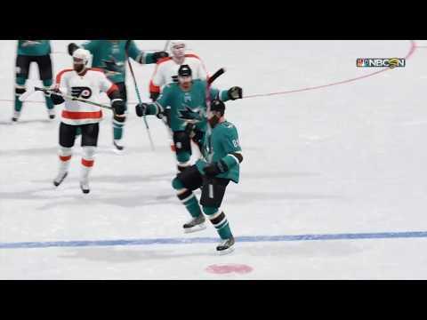 NHL® 18 Erik Karlsson!