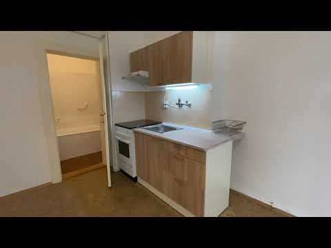 Video Pronájem hezkého bytu 1+kk, Praha 4 - Nusle