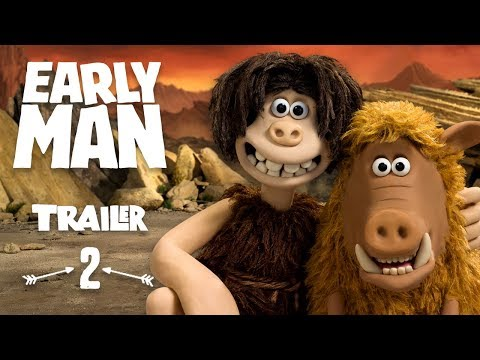 Early Man - NEW Trailer – In Cinemas 2018 A.D.