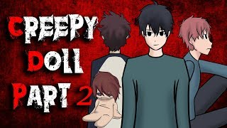 Nonton Scary Story Creepy Doll Part 2  Animated In Hindi Film Subtitle Indonesia Streaming Movie Download