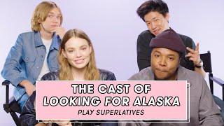 The Cast of Looking For Alaska Plays Superlatives | Superlative Challenge by Seventeen Magazine