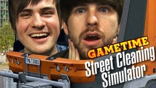 CLEANING UP ALL DAT TRASH (Gametime with Smosh)