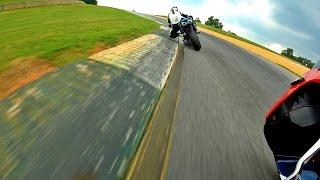 9. Stock CBR600RR vs. Full Track Bikes at Road Atlanta