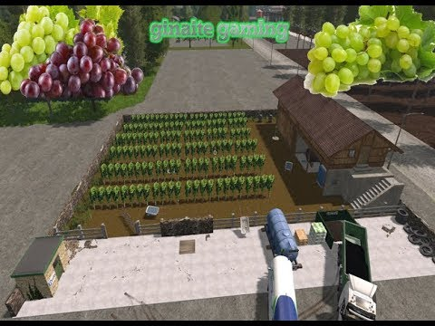 Grape Farm Placeable v1.1